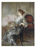 Madame Torri  danseuse à l'Opéra