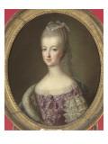 Marie-Antoinette de Lorraine-Habsbourg  archiduchesse d'Autriche  reine de France (1755-1793)