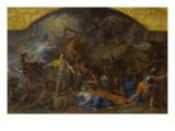 Modello : La Franche-Comté conquise pour la seconde fois en 1674
