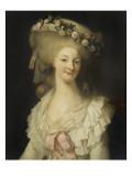 Marie-Thérèse-Louise de Savoie Carignan  princesse de Lamballe (1749-1792)
