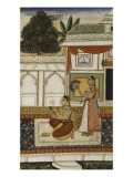 Malasri Ragini : dame et sa servante