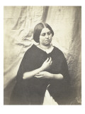 Margaret Allen (1836-1855)  amie anglaise d&#39;Ad&#232;le Hugo et d&#39;Auguste Vacquerie