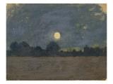 Nocturne Giclée par Odilon Redon
