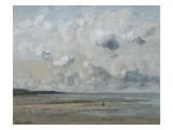 Rivage de Normandie (plage de Trouville - Deauville)