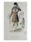 """Mode parisienne ; """"Merveilleuse et Incroyable"""" : le Muscadin;"""