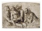 Pietà : Lamentation sur le Christ mort