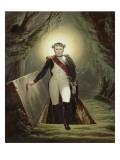 Napoléon sortant de son tombeau