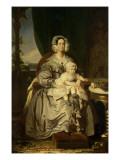 Marie-Caroline-christine d'Orléans (1813-1839)