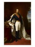Napoléon III  empereur des Français (1808-1873)   Portrait officiel en 1855