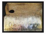 Palette de Georges Seurat