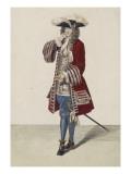 Philippe de Vendôme  lieutenant général en 1693  (1655-1727)