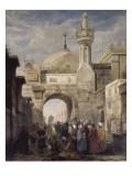 Mosquée d'al-Azhar au Caire