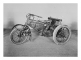 Album photographique : Tricycle de course De Dion-Bouton 1902