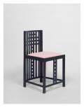 Partie d'un mobilier de chambre à coucher; Chaise (garniture moderne)