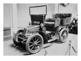 Album photographique : Tonneau automobile Peugeot 1902