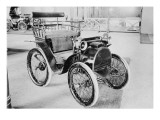 Album photographique : Automobile Renault 1898 type A
