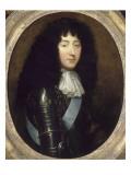 Philippe de France  duc d'Orléans  frère de Louis XIV dit Monsieur