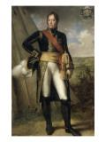 Michel Ney  duc d'Elchingen  prince de la Moskowa  maréchal de l'Empire en 1804 (1769-1815)