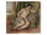 Odalisque dormant ou Odalisque aux babouches