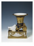 Paire de vases rhyton