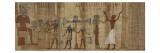 Papyrus du Livre des Morts de Tchahapiimou  supérieur des astronomes d'Amon