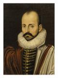 Michel Eyquem  seigneur de Montaigne (1533-1572)