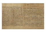 Papyrus du Livre des Morts de Djedkhonsouiousankh