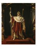 Portrait de Napoléon Ier en costume impérial