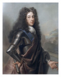 Portrait de Louis de France  duc de Bourgogne (1682-1712)