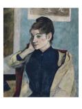 Portrait de Madeleine Bernard