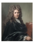Portrait de Robert de Cotte (1656-1735)  architecte  dessinateur