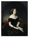 Portrait de la baronne de Weisweiller