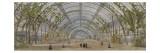 Projet d'un Palais de cristal dans le parc de Saint-Cloud : vue intérieure
