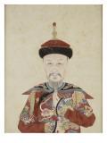 Portrait de Liu Wenyao (seizième génération)