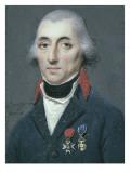 Portrait de l'amiral de Jean Gaspard Vence (1747-1808)