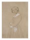 Portrait de la comtesse d'Haussonville 1842