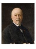 Portrait d'Eugène Laroque