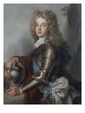 Portrait of France Philip  Duke of Anjou (1683-1746)