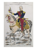 Portrait du maréchal Mac-Mahon (1808-1898)