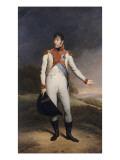 Portait de Louis Bonaparte  roi de Hollande
