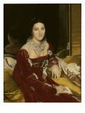 Portrait de Mme de Senonnes