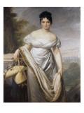 Portrait présumé de madame de Caraman-Chimay (ex Tallien)