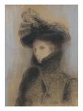 Portrait de Marie Botkin