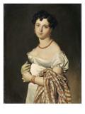 Portrait de madame Panckoucke