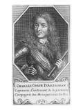 Portrait de Charles  comte d'Artagnan
