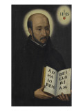 Portrait de saint Ignace de Loyola