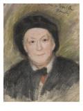 Portrait de Théodore de Banville (1823-1891) poète