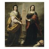 Sainte Juste et sainte Rufine