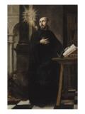 Saint Ignatius of Loyola Received the Name of Jesus