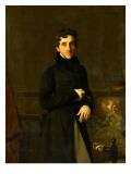 Portrait du comte Molé